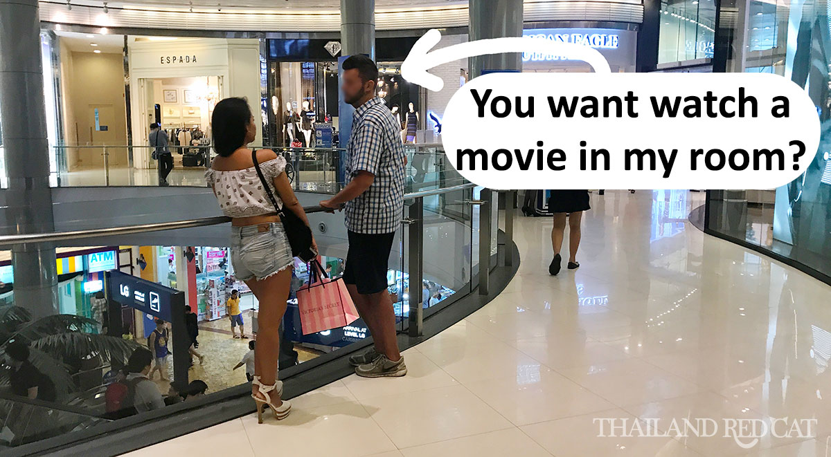 First Date with a Thai Girl