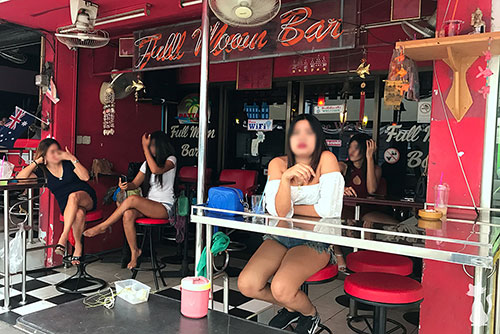 Full Moon Bar Pattaya