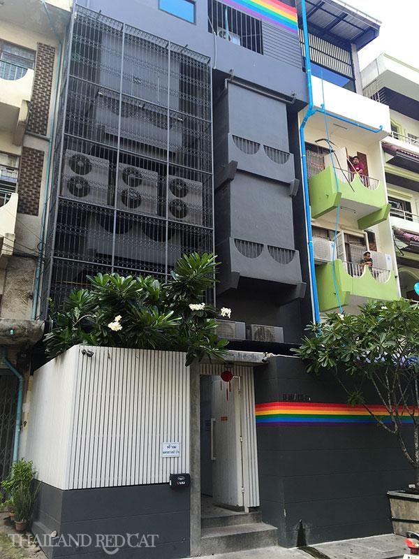 Gay Sauna in Bangkok