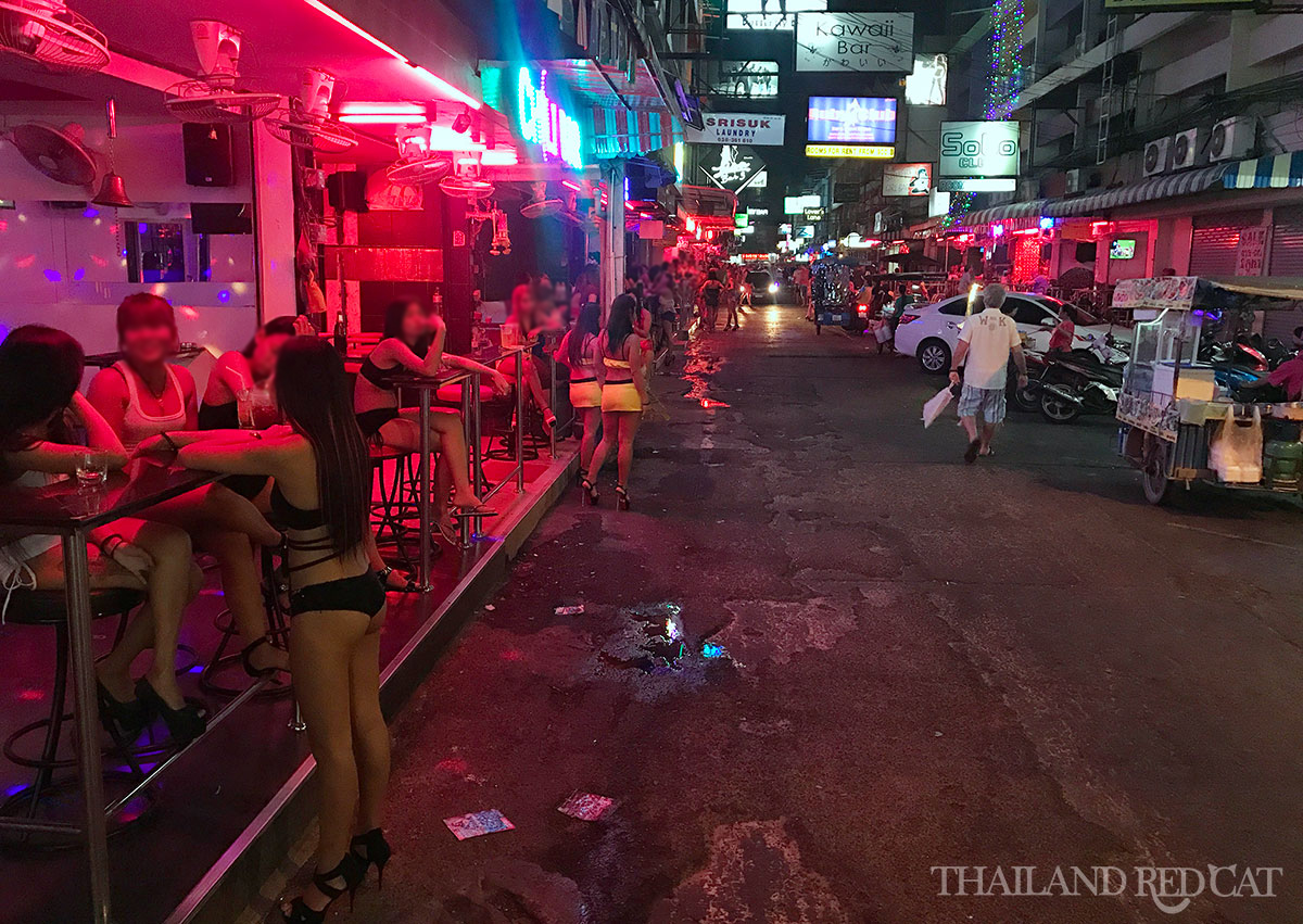 Girls for Sex in Pattaya