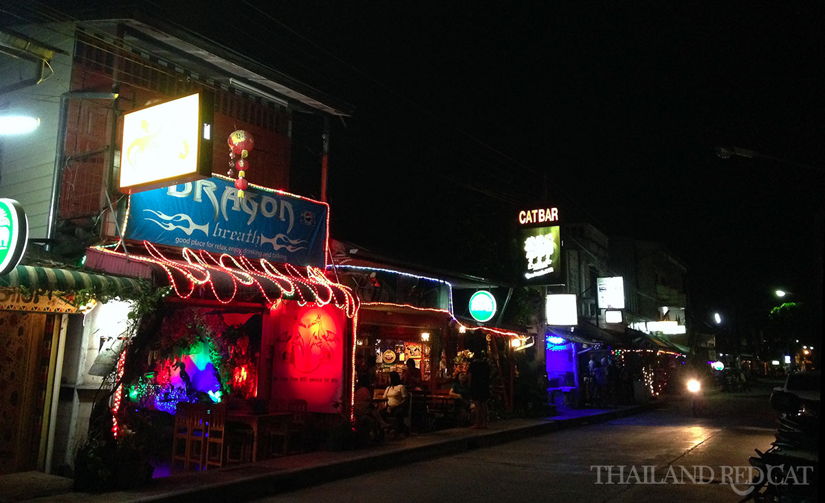 Girly Bars in Chiang Rai