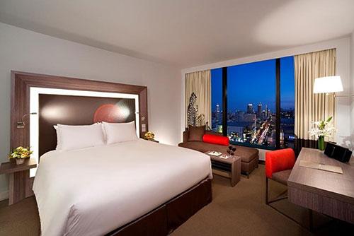 Buon hotel per la vigilia di Capodanno a Bangkok