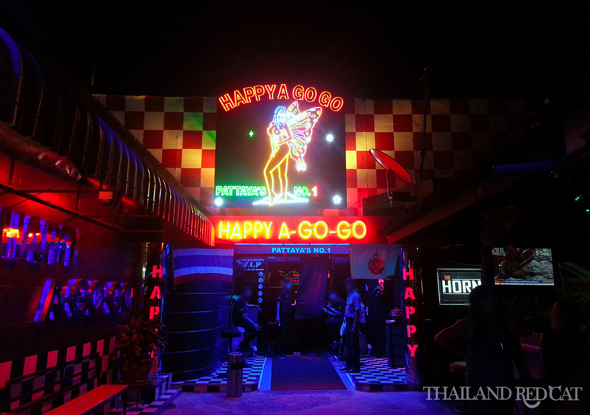 Happy A Go Go Pattaya
