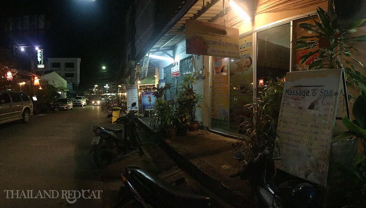 Happy Ending Massage in Krabi Town