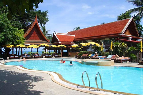 Hotel voor Ladyboy Seks op Koh Samui