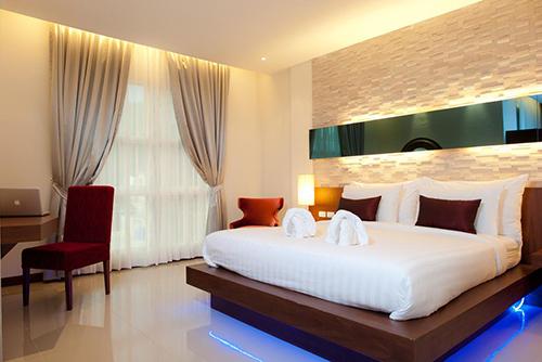 Hotel voor Ladyboys in Patong