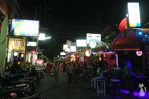 Hua Hin Girly Bars
