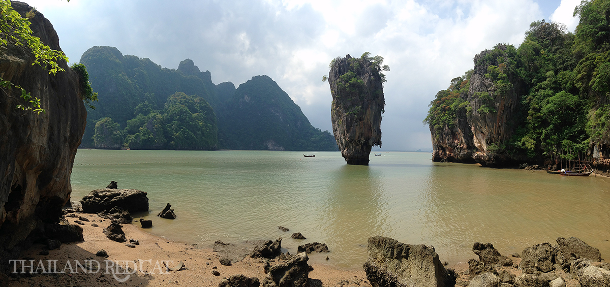 James Bond Island Day Trip From Phuket Thailand Redcat