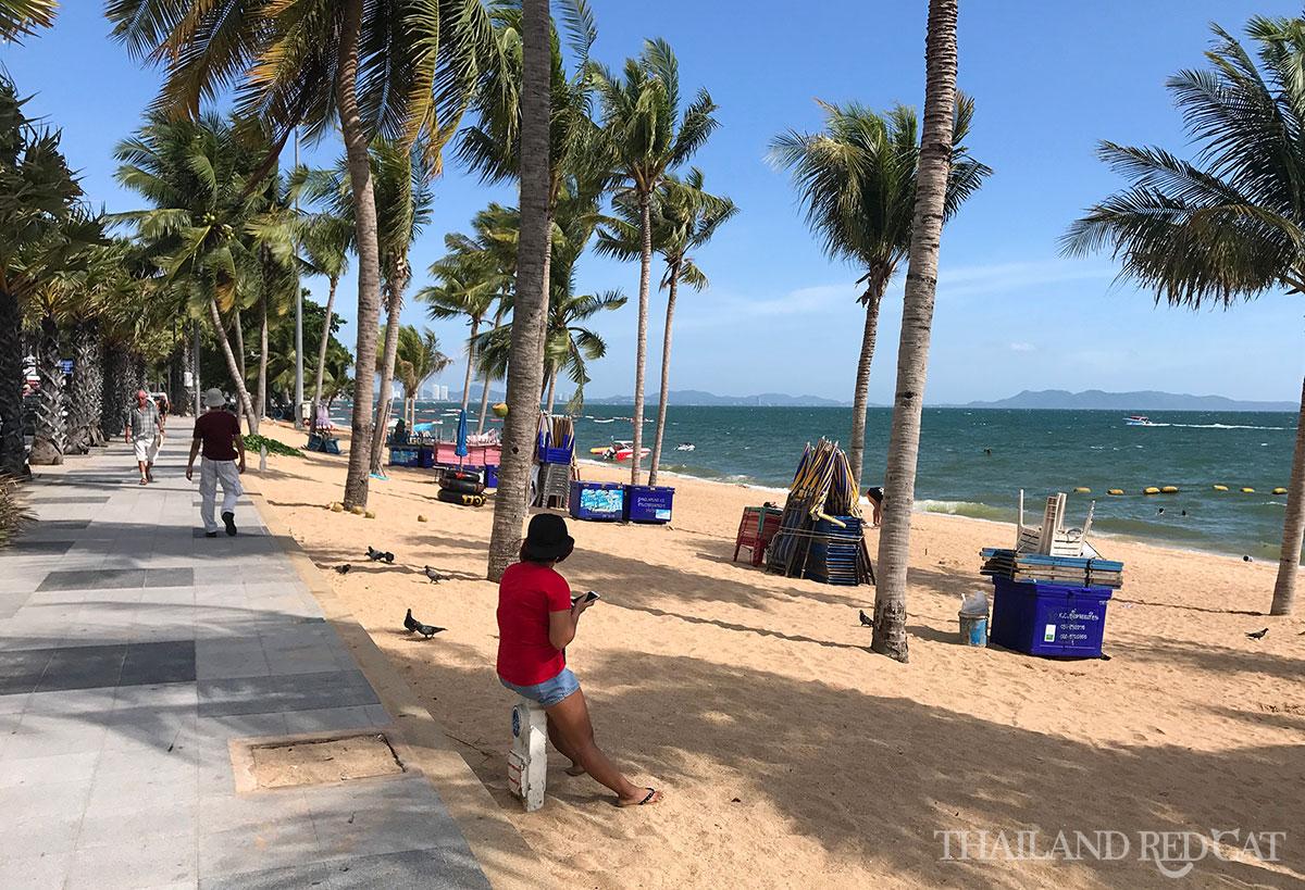 Jomtien Beach Promenade