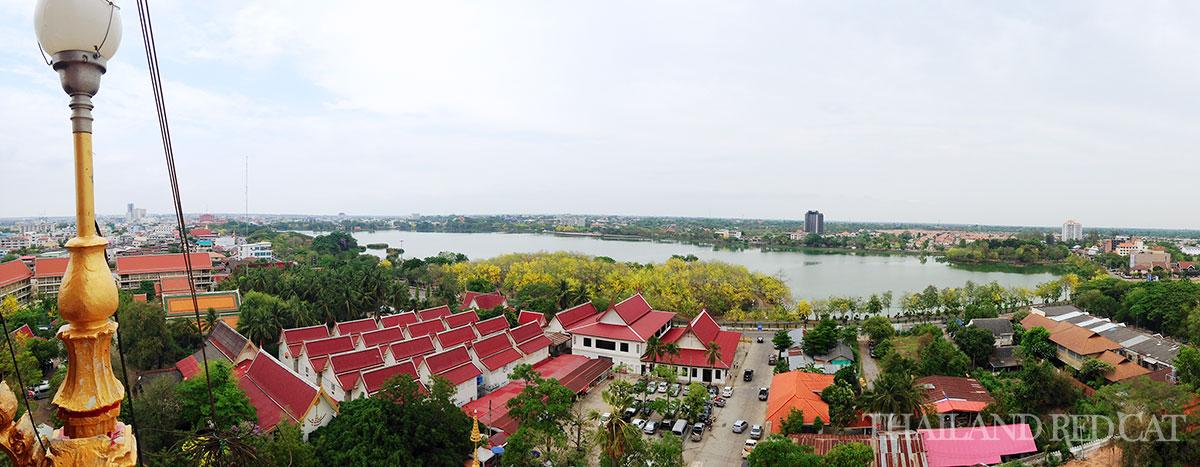 Kaen Nakhon Lake in Khon Kaen