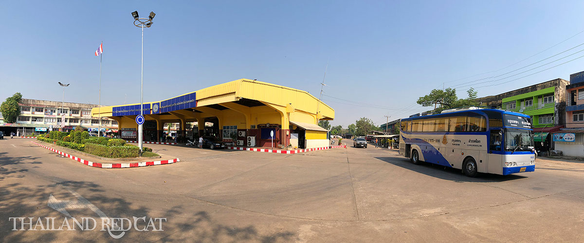Kamphaeng Phet Bus Terminal