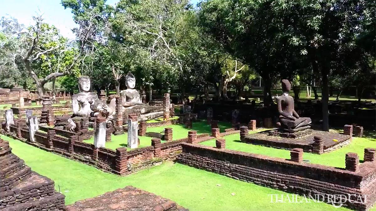 Kamphaeng Phet Wat Phra Kaeo