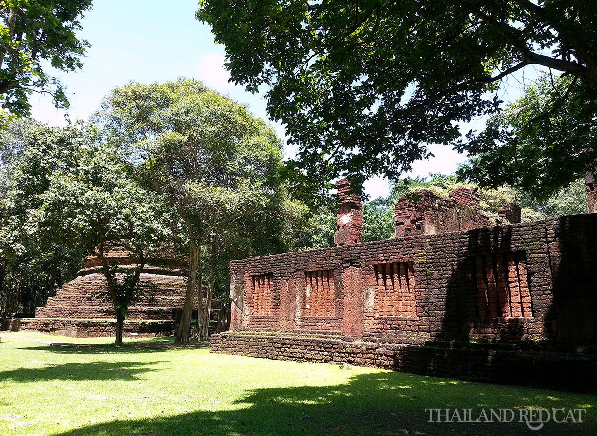 Kamphaeng Phet Wat Phra Si Ariyabot
