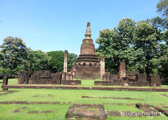 Kamphaeng Phet Wat Phra That