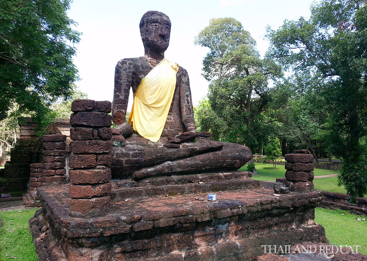 Kamphaeng Phet Wat Singh
