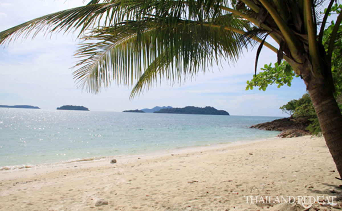 Koh Chang Hidden Beach
