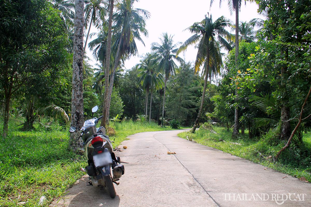 Koh Chang by Motorbike