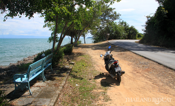 Koh Chang by Motorcycle