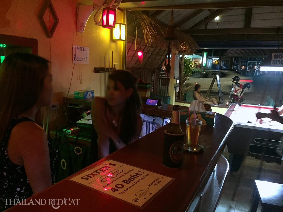 Koh Lanta Girly Bar