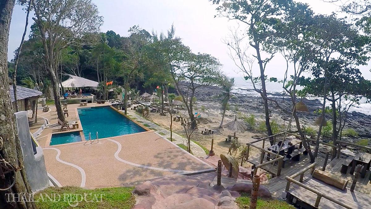 Koh Lanta during daytime