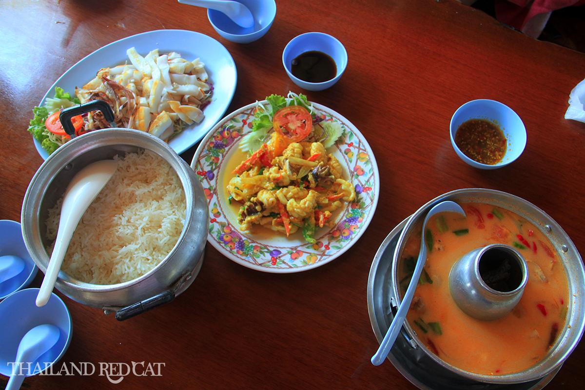 Koh Larn Seafood