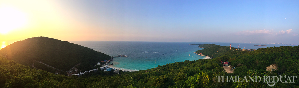 Koh Larn Sunset