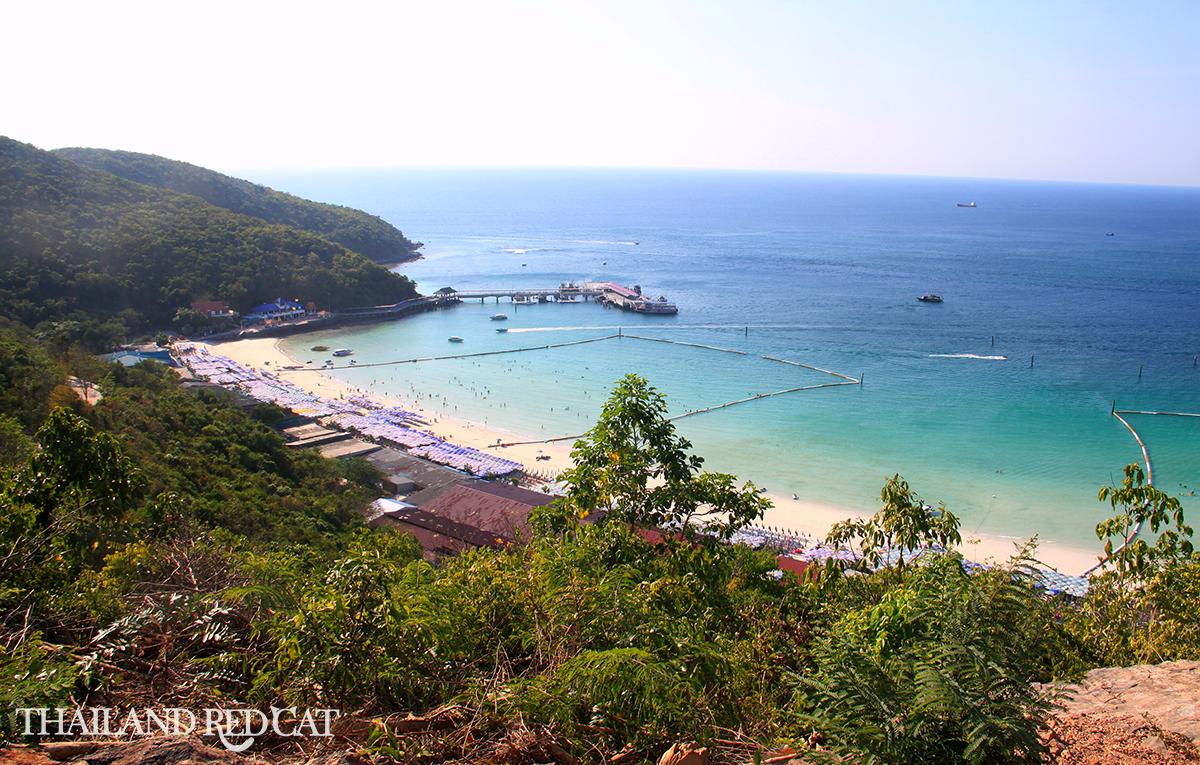 Koh Larn Tawaen Beach