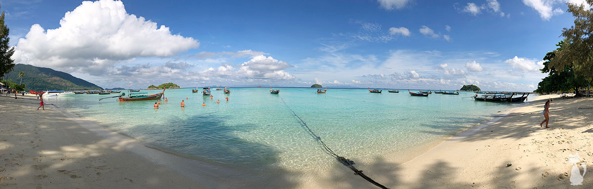 Sunrise Beach de Koh Lipe