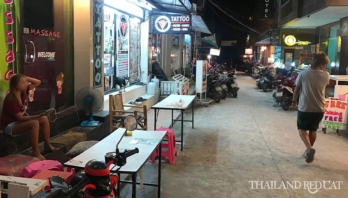 Koh Phangan Massage de Fin Heureuse
