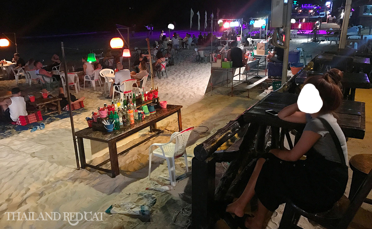 Koh Phangan Nightlife