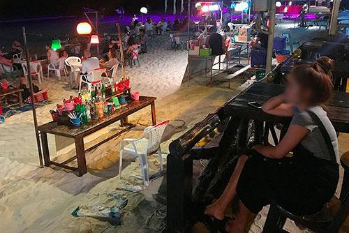 Koh prostitutes phangan in Koh Phi