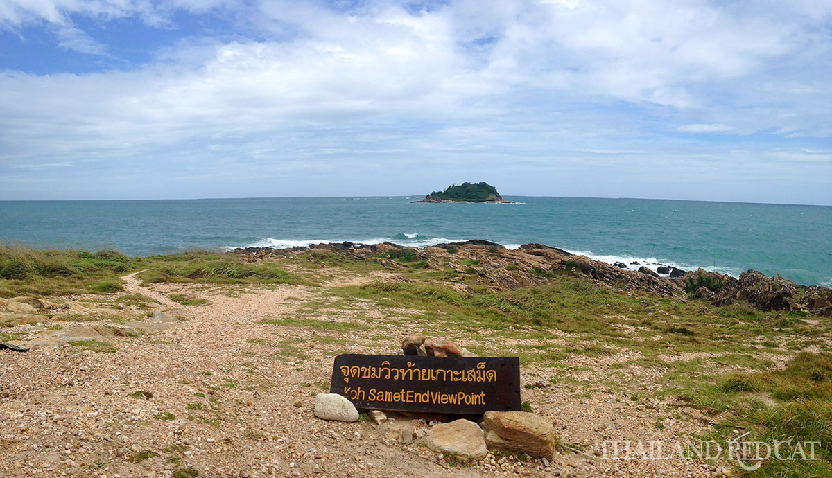 Koh Samet End View Point