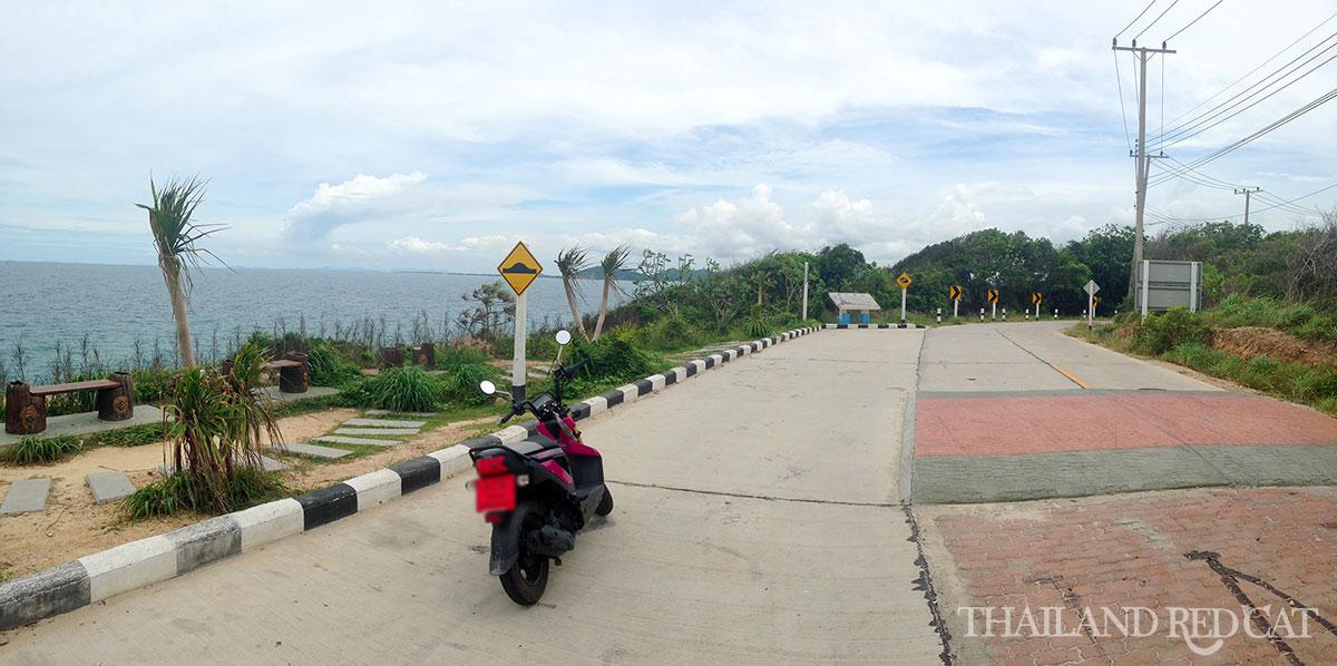 Koh Samet by Motorbike