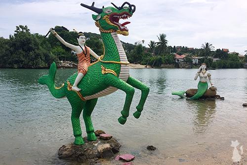 Koh Samui Thai Statues