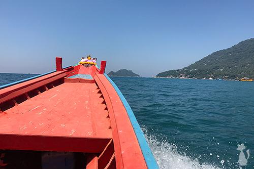 Koh Tao Boat