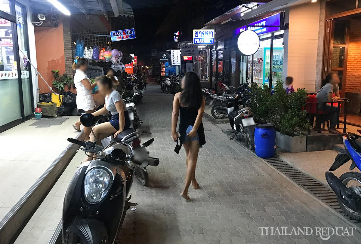 Koh Tao Girls