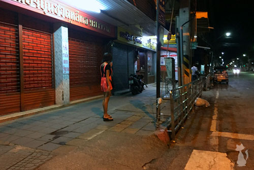 Korat Street Hooker