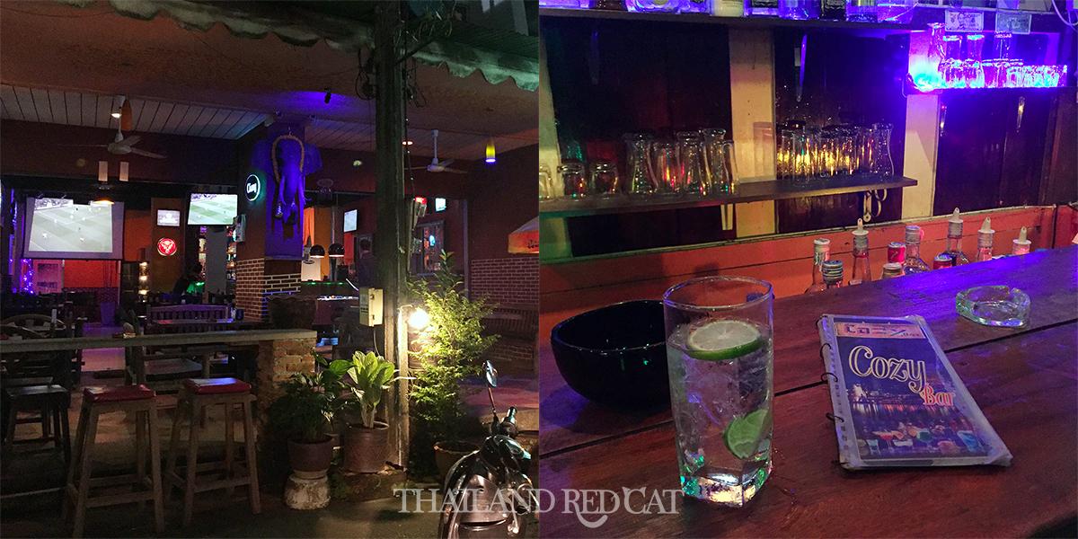 Krabi Town Bars