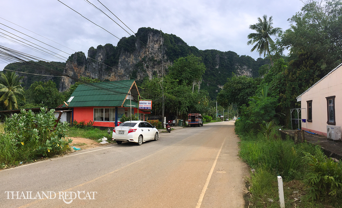 Krabi Town to Ao Nang