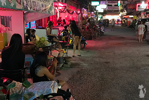 Ladyboy Massage Soi Buakhao