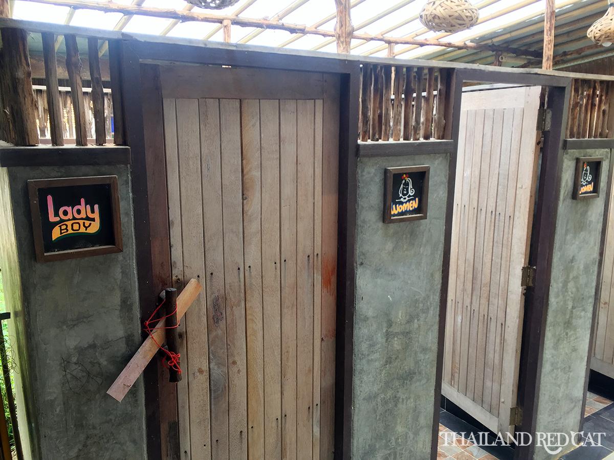 Ladyboy Toilet Koh Lanta