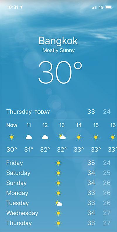 Life in Bangkok 1
