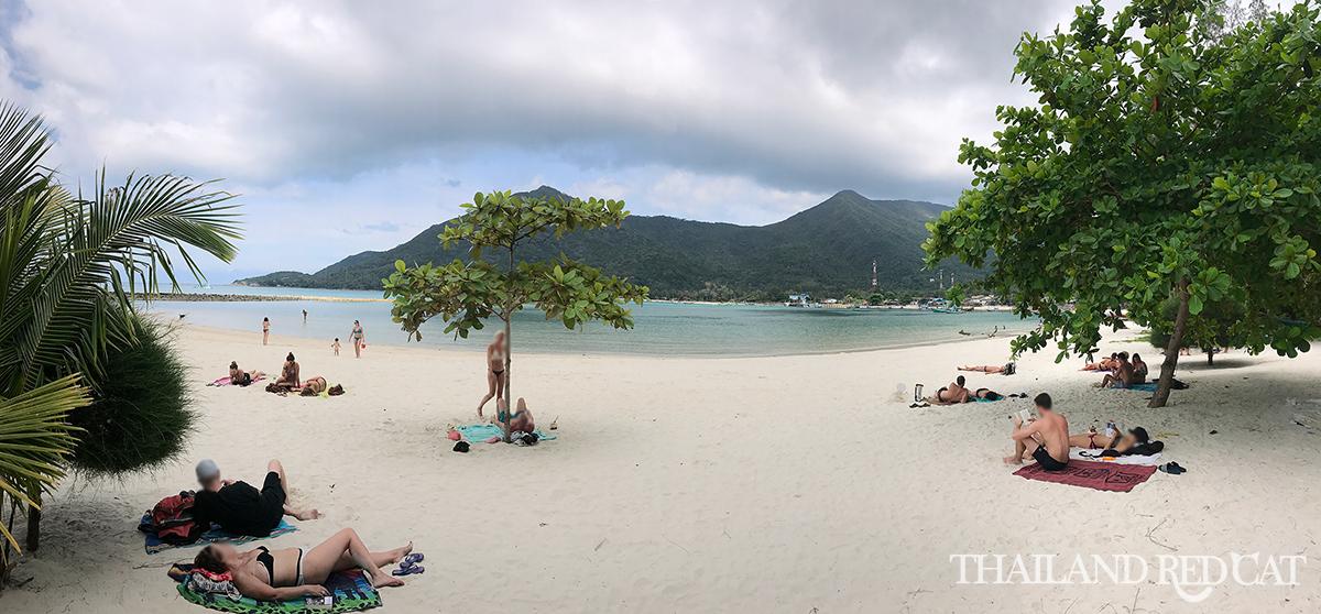 Malibu Beach on Koh Phangan