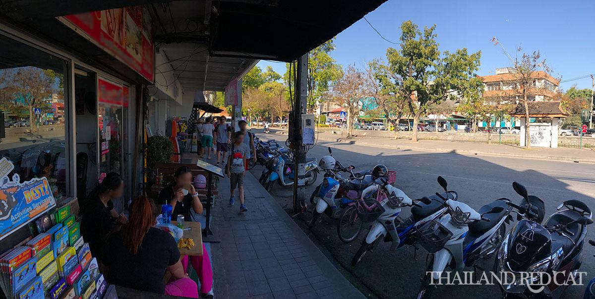 Massage Girls in Chiang Mai