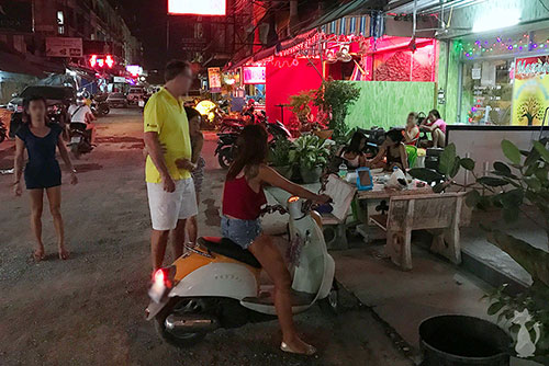 Massage Meisjes in Pattaya