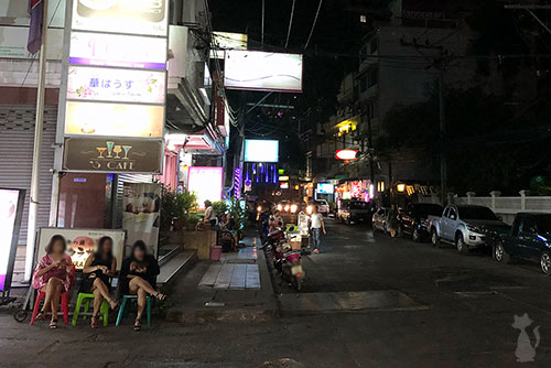 Massage Salons in Sukhumvit Soi 33