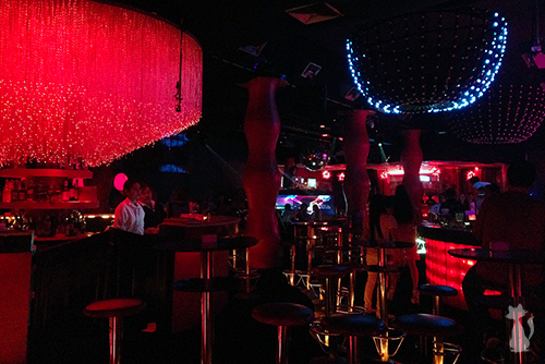 Pattaya clubs populaire