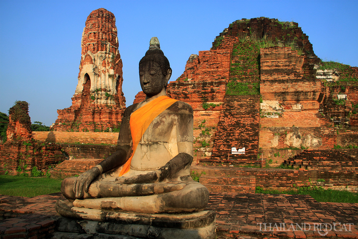 Most Beautiful Temple in Ayutthaya