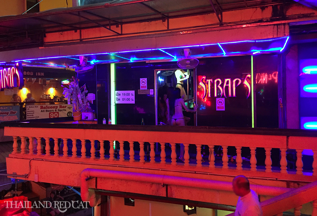 Nana Plaza Ladyboy Go Go Bar