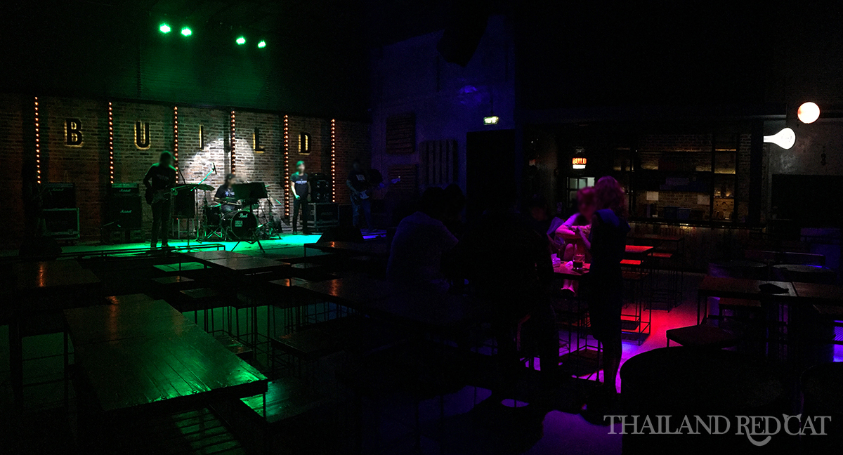 Night Club in Khao Lak